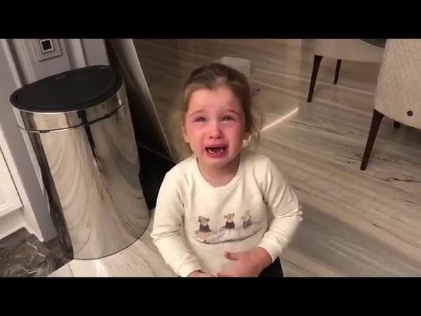 Хочу в Дубаи исполняет младшая дочка Бородиной Тея