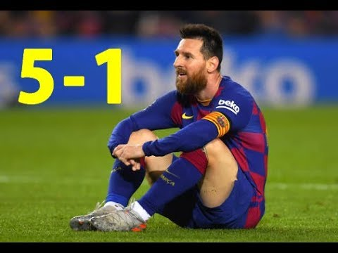 Barcelona vs Valladolid (5-1) Awesome Messi 🔥 All Goals Highlights /Resumen y Goles 29/10/2019