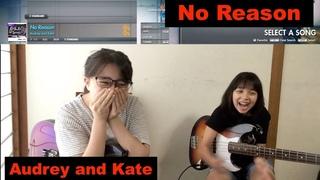 #Rocksmith - No Reason - Audrey and Kate