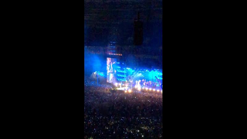 Концерт Ленинграда! Было супер!