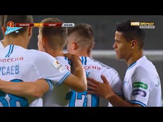 Енисей  Зенит: полный обзор матча