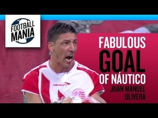 FIFA Puskás Award:  Juan Manuel Olivera (Náutico) Vs Sport