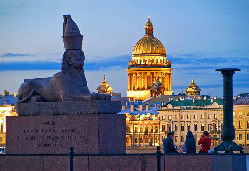 yHUYEjg7zRk Классический Петербург 4 дня, экскурсионный тур