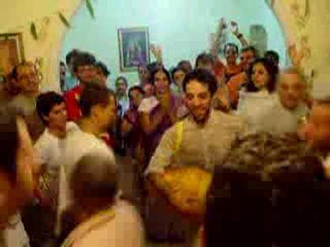 Kirtan com Sripad BV Vana Maharaja