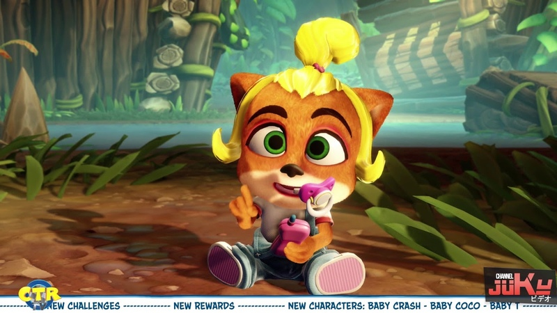 Crash Team Racing Nitro Fueled is going PREHISTORIC for the back N. time Grand Prix.