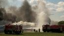 Комплексные пожарно-тактические учения МЧС фрагмент
