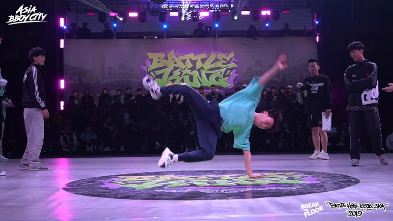 Green Panda vs Skechers All Stars | 8-4 | Bboy 4on4 | Battle King 2019 x Break The Floor