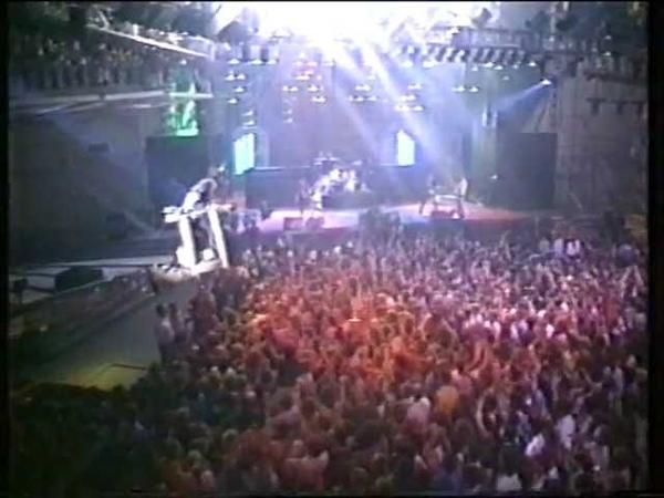 Bonfire Sweet Obsession on German TV 1987