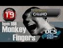 [PUMP IT UP UCS] Monkey Fingers S19 | Monkey Feet | by CrissHD ✔
