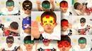 Стефан и ВСЕ МАСКИ На Свете   Marvel Comics: Мстители   Человек Паук   Дэдпул   Тор   Халк   Блэйд
