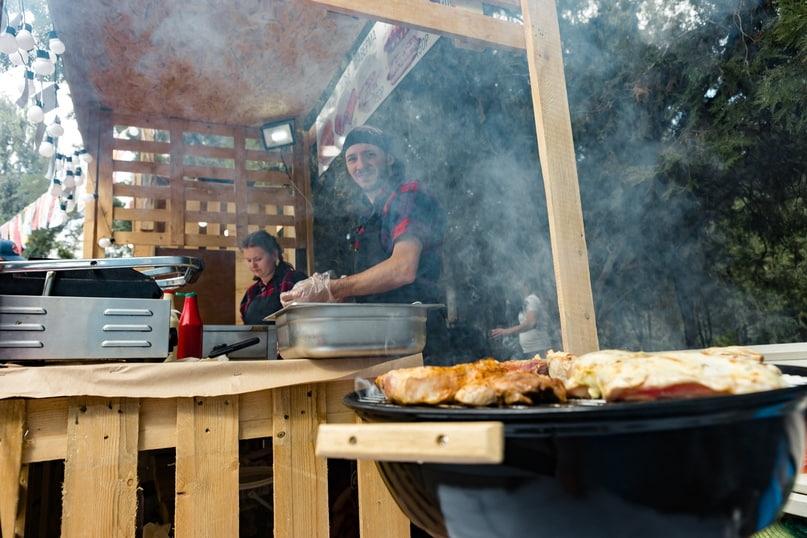 Третий фестиваль еды «ВкуснО! Маркет», изображение №7