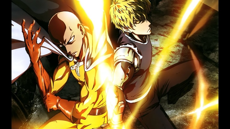 One Punch Man「AMV」- Opening 1 The Hero!!