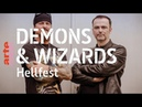 Demons Wizards @ Hellfest 2019 ARTE Concert