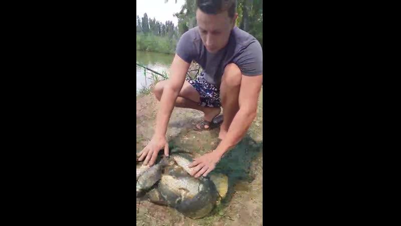 Рыболовный реванш в Белогорском районе!😊