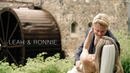 A Castle Wedding filled with Rain Hail and Sun Leah and Ronnie
