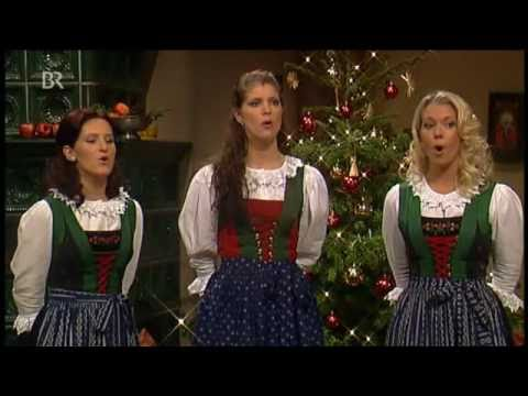 Die Hoameligen Weihnacht wie bist du schön