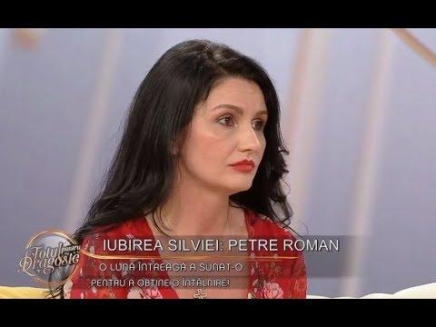 Totul pentru dragoste! Petre Roman, marea iubirea a Silviei Chifiriuc
