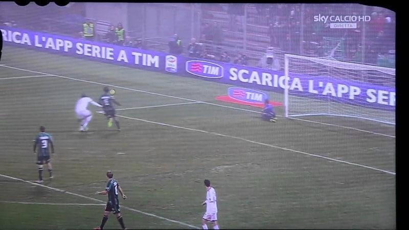 Sassuolo Milan 4 3 SKY HD Ampia Sintesi Highlights All Goals © Serie A 2013 2014