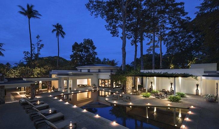 Лучшие отели мира от Soul Travel Amansara (Камбоджа), изображение №4