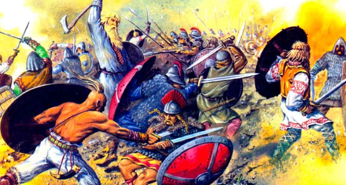 Атака славян