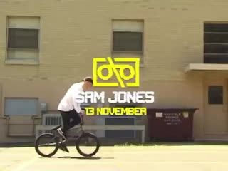 Sam jones bsd. wednesday 13th november