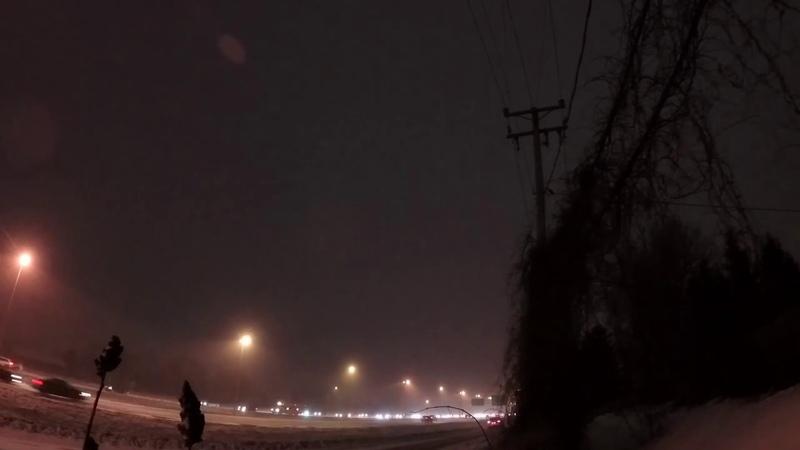 2019 Ultra Timelapse Oversaturation Artificial Cirrus Stratus Cumulus Snow 10 11 12 Feb CA QC MTL