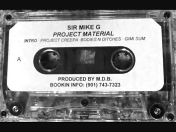 Sir Mike G - Bodies N Ditches