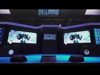 Blizzard на ИгроМире 2019 - обзор четвертого дня