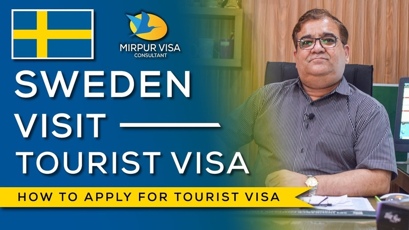 Sweden Visit Visa how to apply for visit tourist visa of Sweden