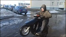 Ремонт скутера Suzuki Lets