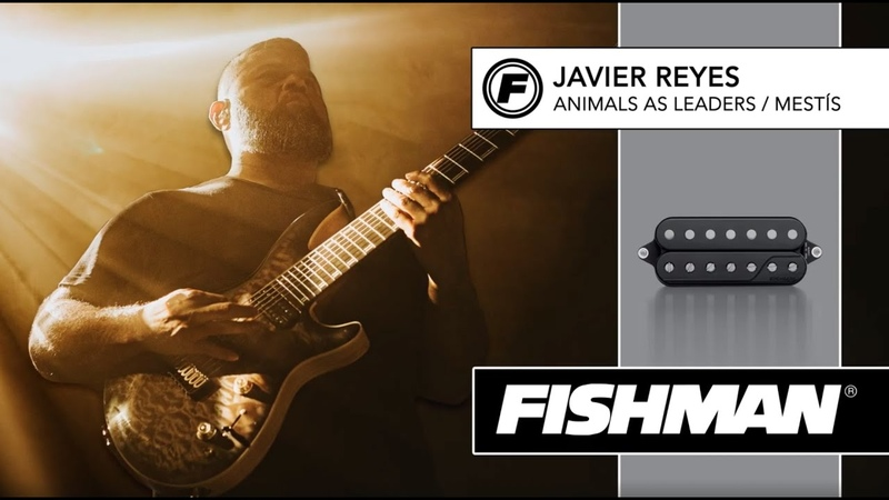 Javier Reyes Signature Series Fishman Fluence (Animals As Leaders Mestis)
