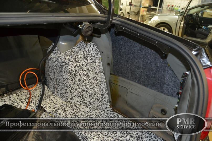 Шумоизоляция Datsun on-DO, изображение №22