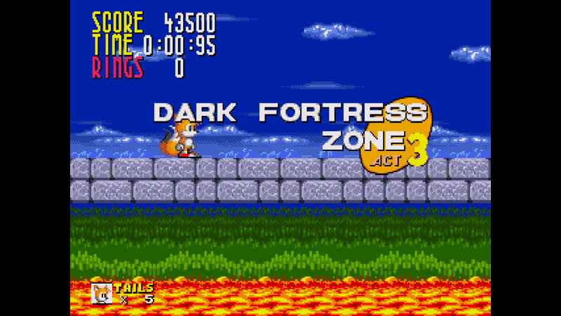 Dark Fortres Zone Act 3 1080p60