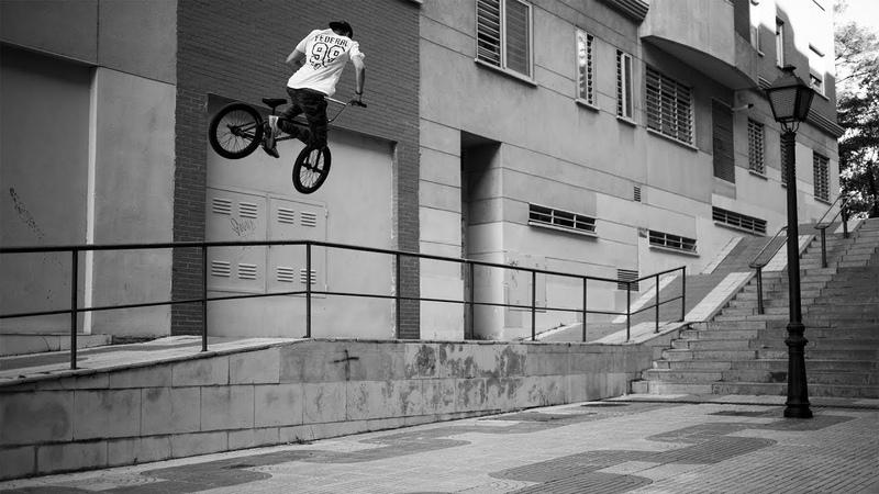 Federal Bikes - FTS - Joe Jarvis
