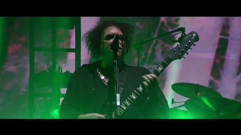 The Cure - a Forest @ Picnic Afisha Festival. Moscow. Russia 03.08.2019 (Multicam Video)