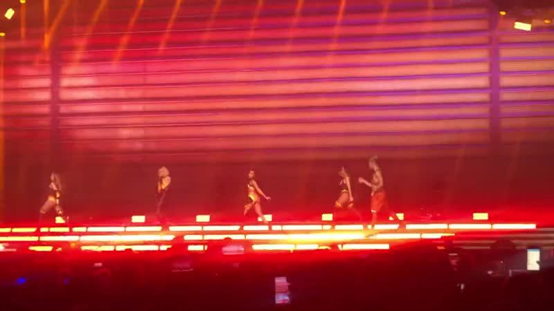 Little Mix - Reggaeton Lento | Dublin | 8th, 10th, 11th October