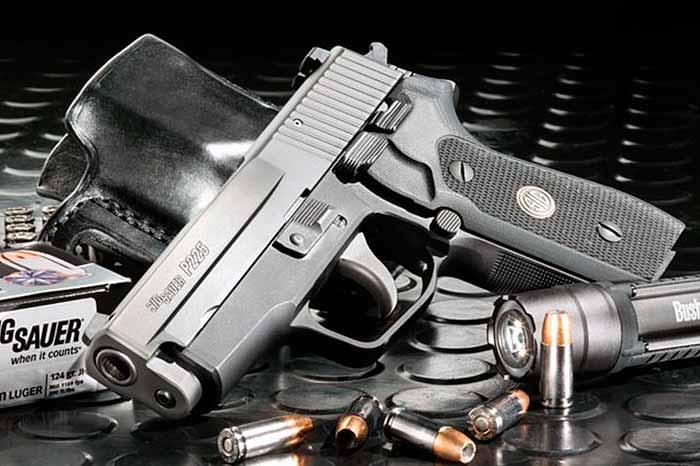 Пистолет SIG-Sauer P225-A1, Швейцария / Германия, изображение №4