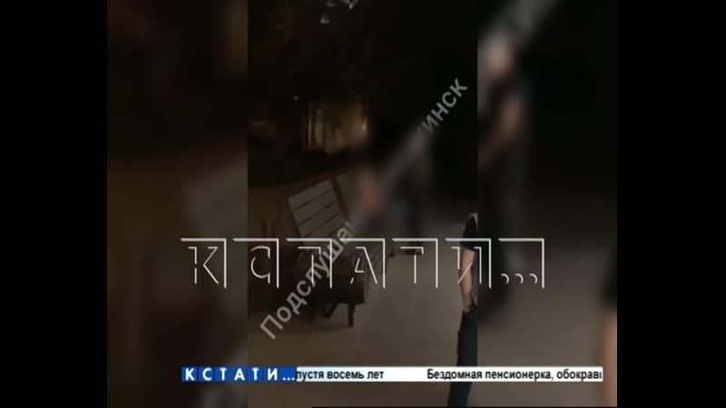 Полиция ищет мужчину и женщину занявшихся сексом на глазах у прохожих