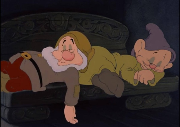 Все я спать картинки белоснежка