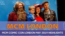 Welcome to the Family | MCM London Comic Con May 2019