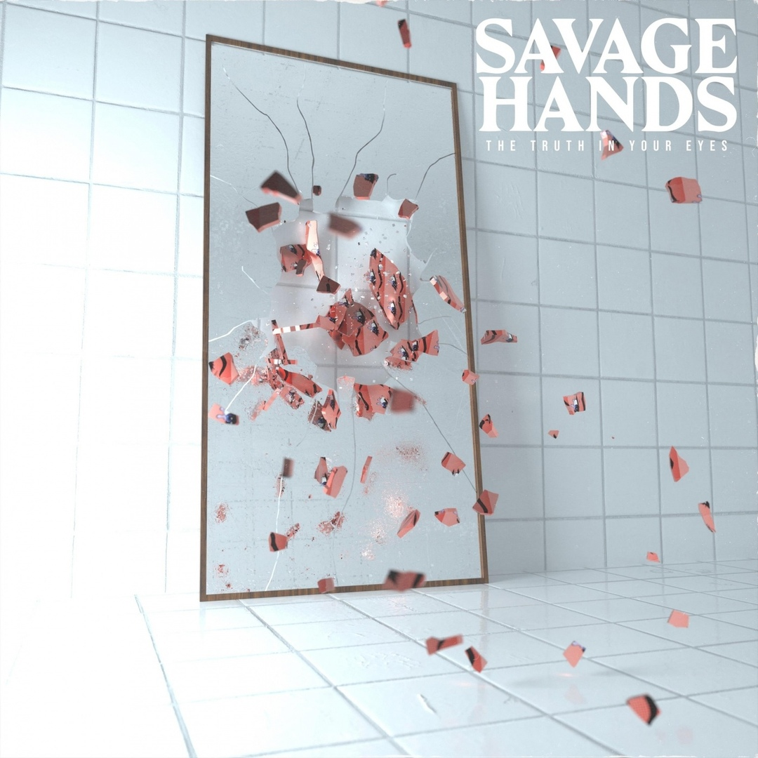 Savage Hands - Blue [single] (2020)