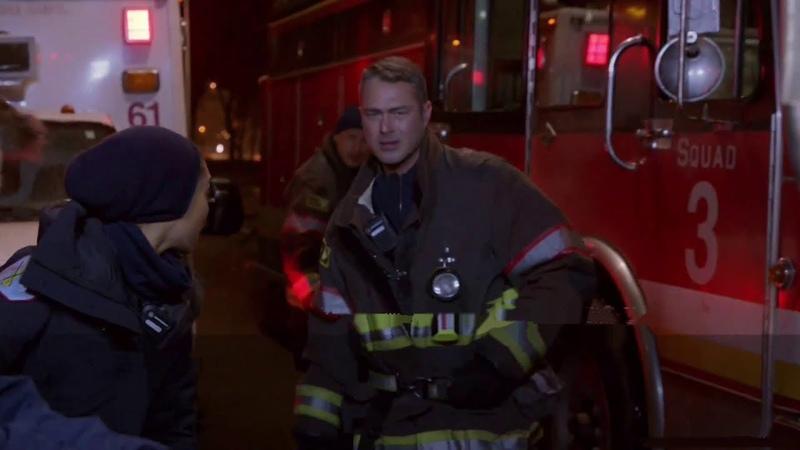Пожарные Чикаго 8 сезон 15 серия Английское Промо