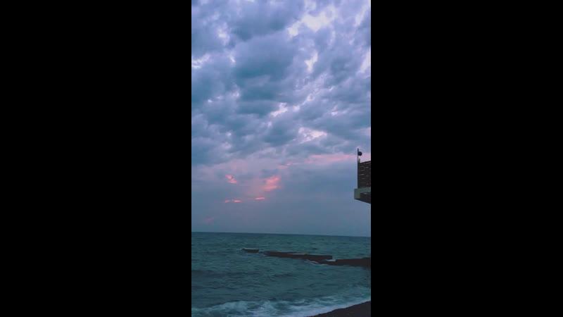 Адлер,пляж