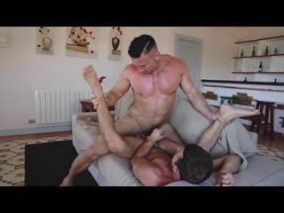 Allen King Rides Tomas Brand's Daddy Cock