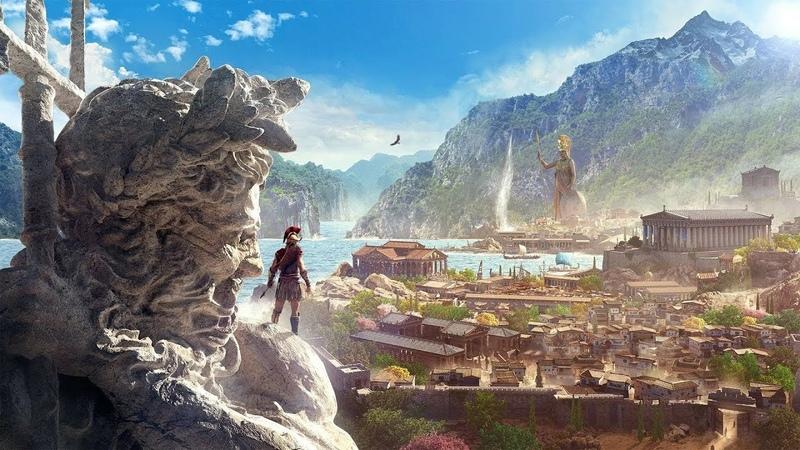 Assassin's Creed Odyssey Часть 12 Прах к праху
