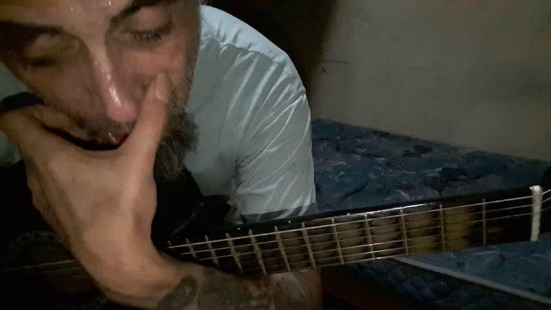 Cómo tocar Alfonsina y el mar Mercedes Sosa con guitarra criolla Acordes Tutorial Letra Cover
