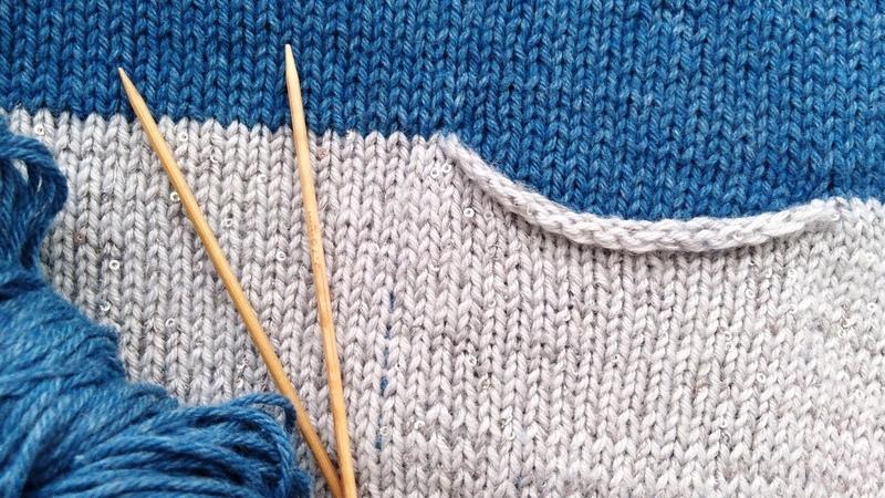 Вязание Карман на современный лад Мк Knitting MK