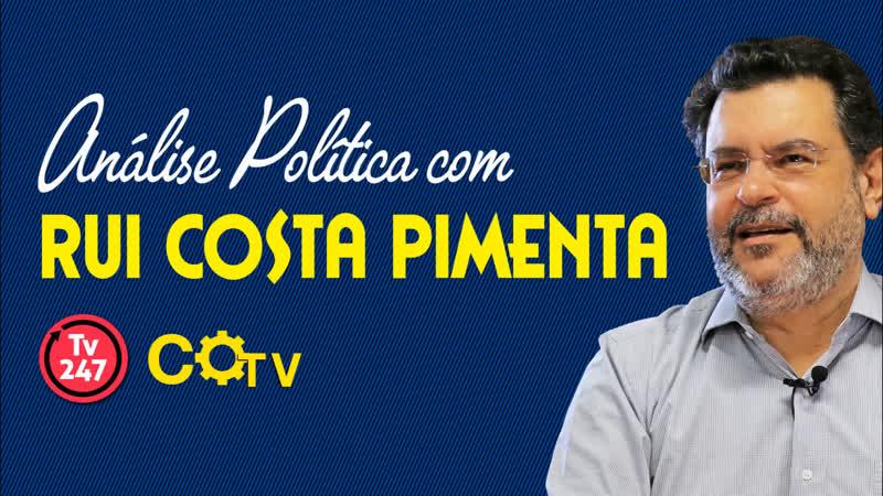 A fragilidade de Moro e a compra da Previdência Transmissão da Análise na TV 247 9 7 19