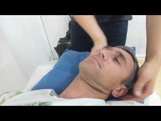 Пример быстрого лечения компрессии корешков шейного отдела позвоночника методом 3D-коррекции