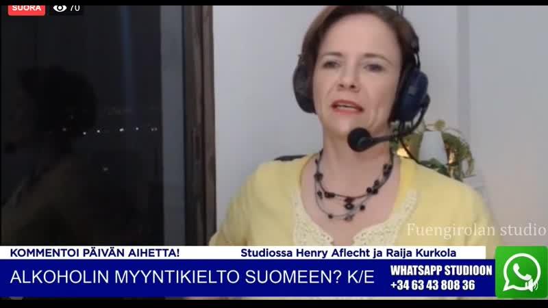Lähde Radio Finlandia 30 03 2020 2 osa klo 21 00 facebook